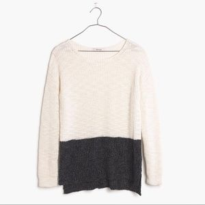Madewell | Eastbank Pullover Sweater